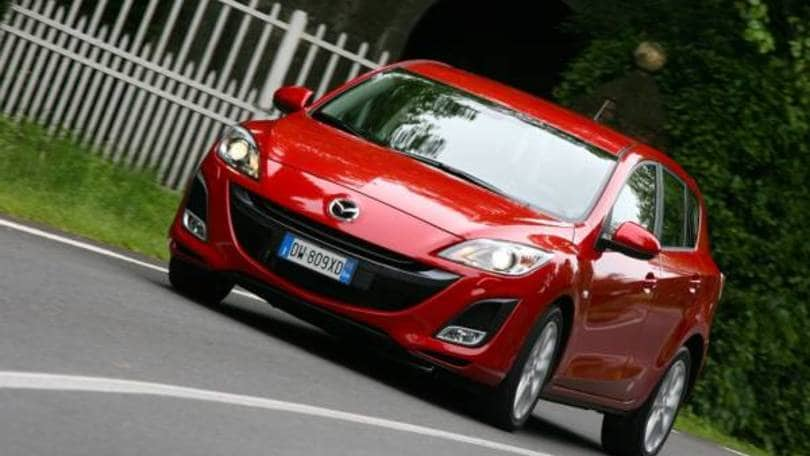 mazda 3 2.2 cd, super diesel! - auto.it