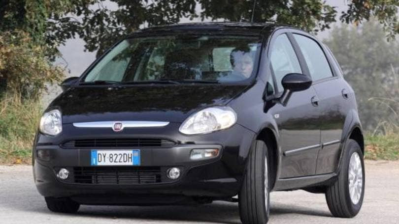 Fiat Punto Evo 1.3 Multijet - Auto.it on