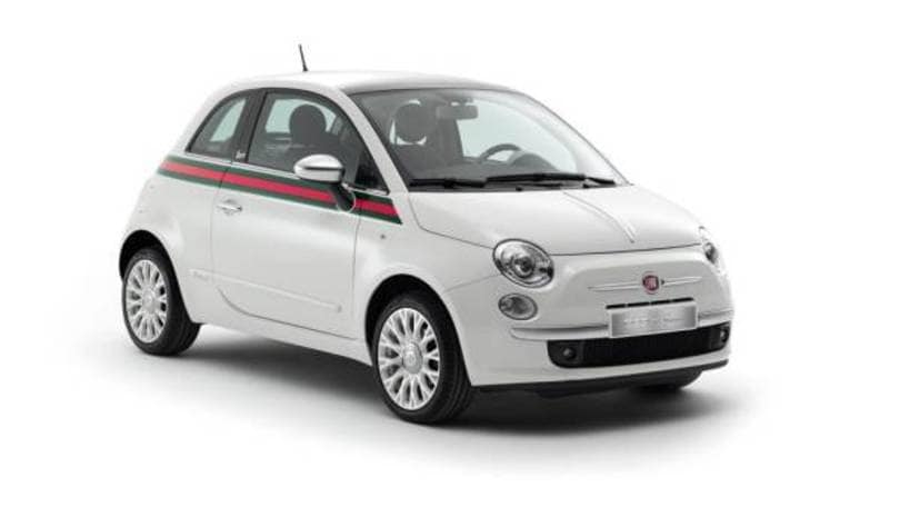 Fiat 500 By Gucci Auto It