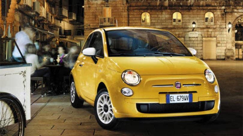Fiat 500 Sempre Piu A Colori Auto It