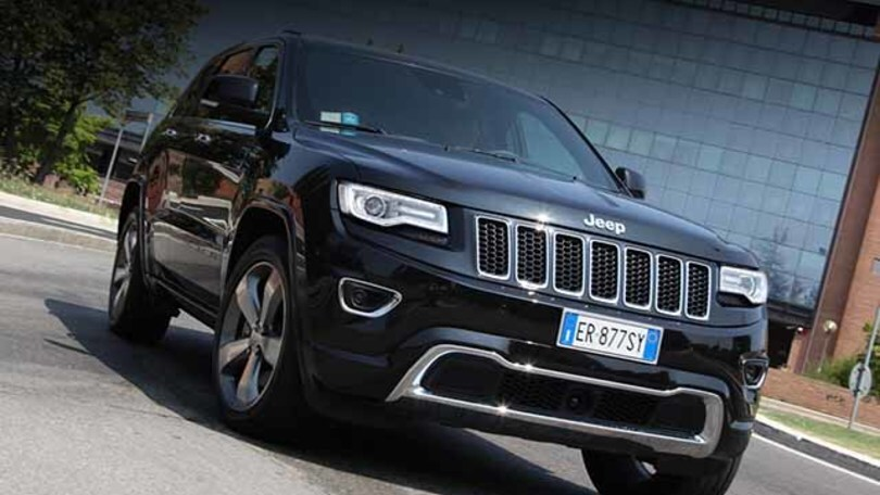 Schemi Elettrici Jeep Cherokee : Jeep grand cherokee srt prova su strada u autoappassionati