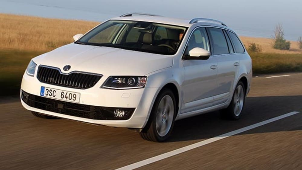 Skoda Octavia G Tec Metano Primo Test Auto It