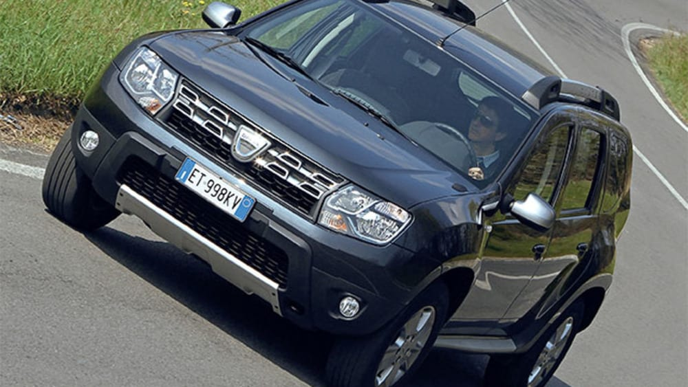 Dacia duster 1 5 dci 110 cv prova su strada for Prova su strada dacia duster 4x4