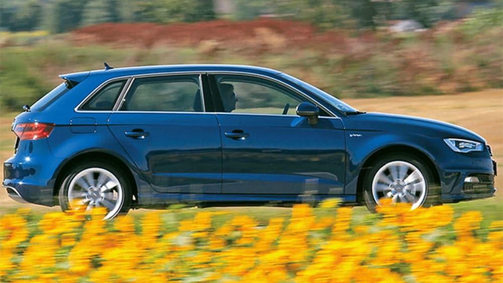 Audi a3 a metano la prova 4 euro per 100 km auto.it
