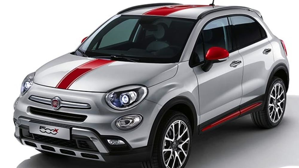 fiat 500x con mopar accessori esclusivi. Black Bedroom Furniture Sets. Home Design Ideas