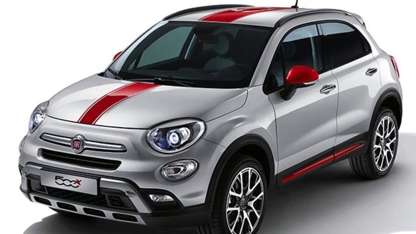281688d5376154 Fiat 500X, con Mopar accessori esclusivi - Auto.it