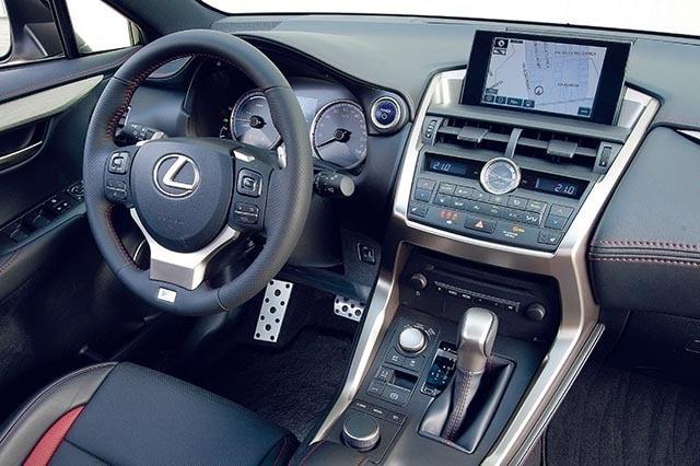Lexus Nx Hybrid >> Lexus NX Hybrid, SUV fuori dal coro, prova - Auto.it