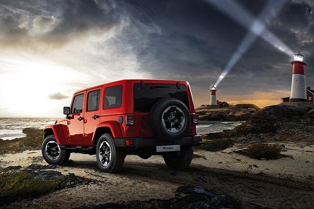 Jeep Wrangler X