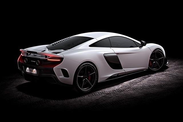 McLaren 675 LT, peso/potenza 1,82 kg/cv!