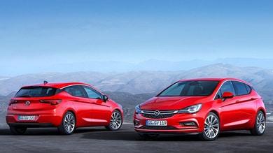 Opel Astra supertest, diamo i numeri