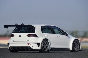 Volkswagen TCR-Golf