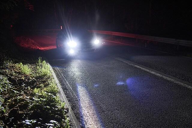 Ford Spot Lighting