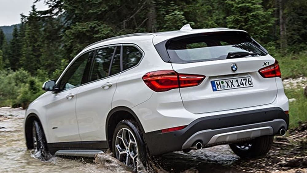 Bmw X1 A Trazione Anteriore E Integrale Auto It