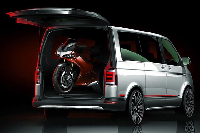 Volkswagen Multivan Panamericana concept (2)