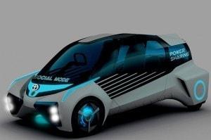 Toyota FCV Plus Concept (1)