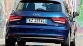 Audi A1, 1000 km col turbo 3 cilindri