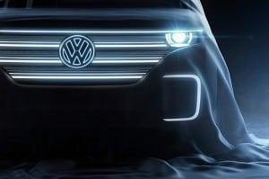 Volkswagen CES Las Vegas 2016, van elettrico