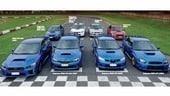 Subaru Story dall'Impreza alla WRX