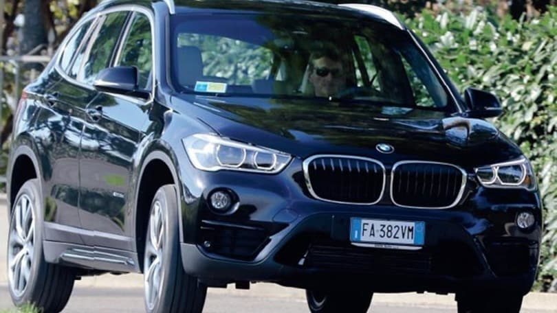 Nuova BMW X1, la prova su strada