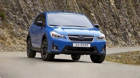 Subaru XV primo test