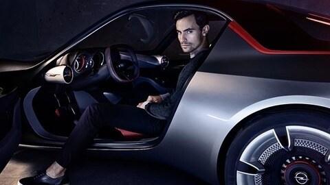 Opel GT concept video