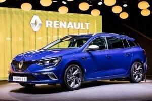 Renault Megane Sporter GT