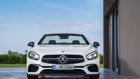 Mercedes SL, primo test in esclusiva