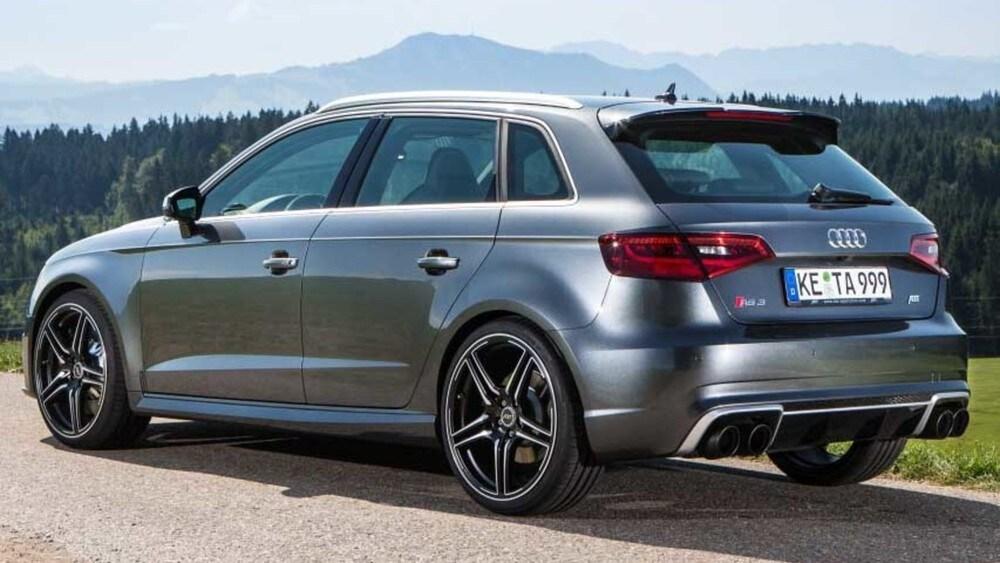 Abt audi rs3 schizza a 430 cavalli for Audi rs3 scheda tecnica