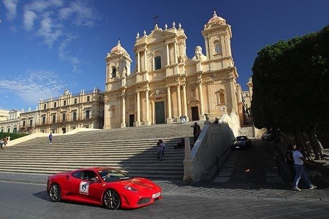 Ferrari Tribute Targa Florio e Mille Miglia 2016 2
