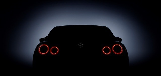 Nissan GT-R 2016 al Salone di New York