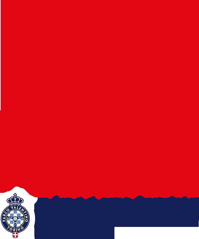 Salone dell'Auto di Torino Parco Valentino, ecco il nuovo logo 2
