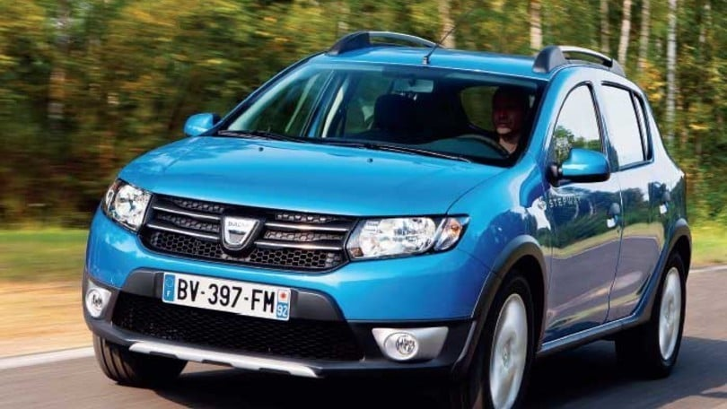 dacia sandero turbo gpl a 3 cilindri test. Black Bedroom Furniture Sets. Home Design Ideas