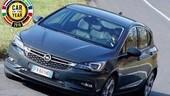Opel Astra 1.6 diesel, prova su strada
