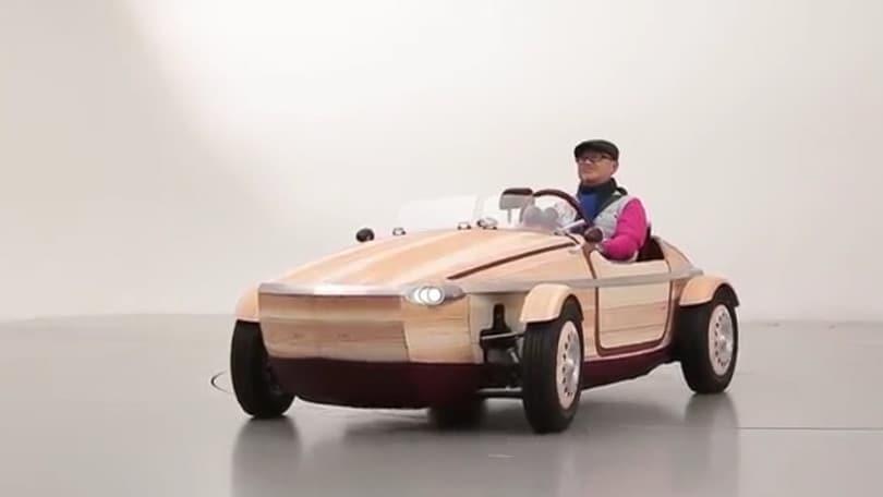 Toyota setsuna concept alla settimana del design a milano for Settimana design milano