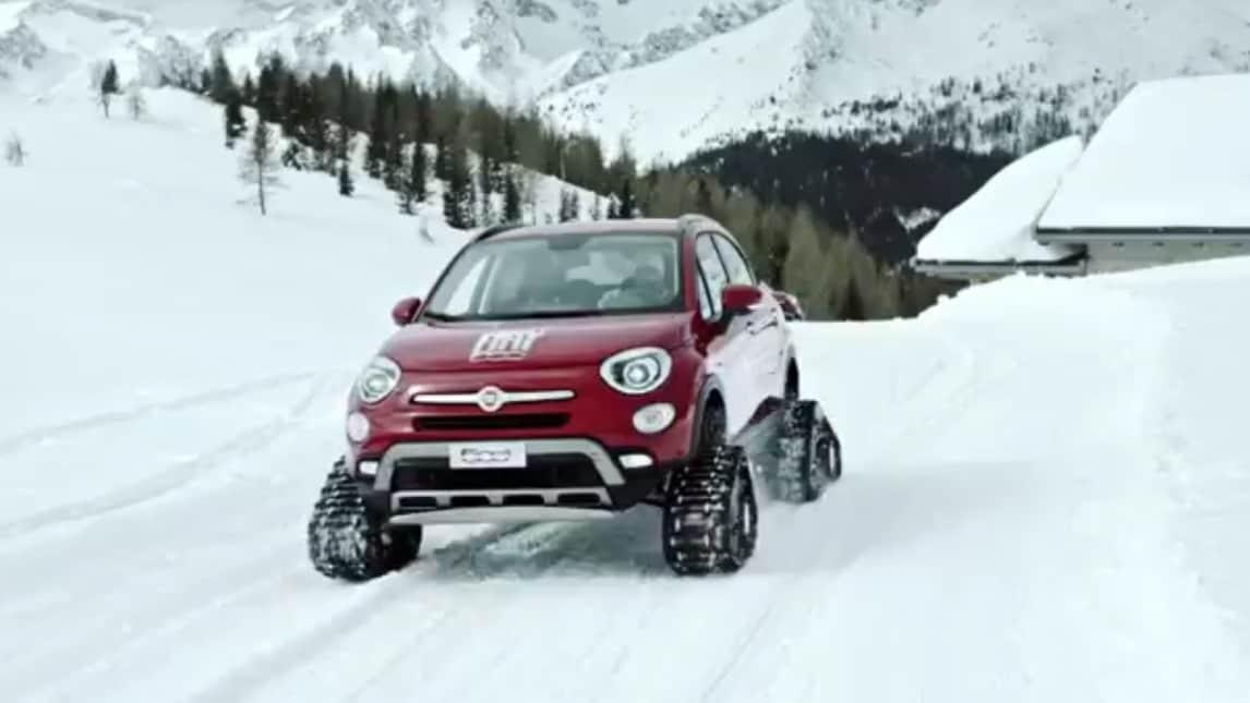 Fiat 500x Da Crossover A Gatto Delle Nevi Auto It