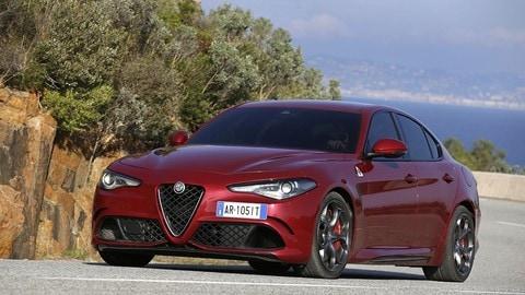 Alfa Romeo Giulia Quadrifoglio, la nostra prova in pista