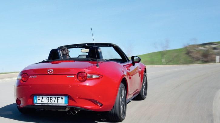 Mazda MX-5 1.5 Exceed, riscoperta di un mito