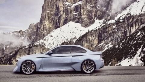 BMW 2002 Hommage: foto