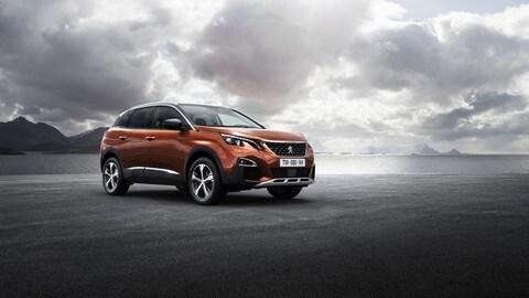Nuova Peugeot 3008: foto