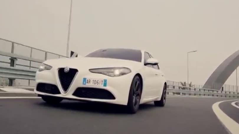 Nuova Alfa Giulia raccontata da Roberto Fedeli
