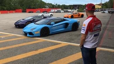 """Stoner: """"Guidare Lamborghini una delle esperienze più belle della vita"""""""