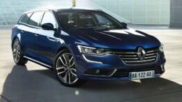 "Renault Talisman Sporter, ""grandeur"" francese"