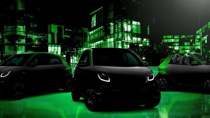 Smart, tutta la gamma sarà Electric Drive