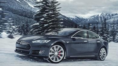 A Bolzano c'è un hotel dove si può ricaricare la Tesla