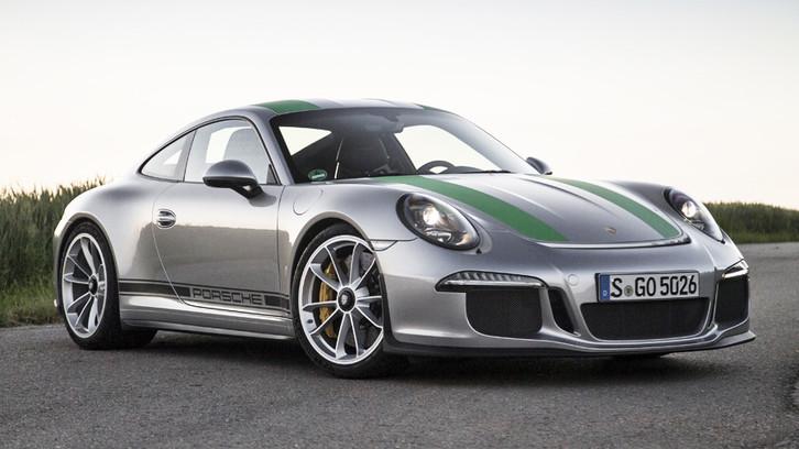 """Porsche 911 R, """"manuale"""" da corsa"""