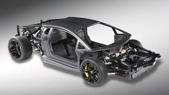 Lamborghini, a Seattle un nuovo laboratorio per la fibra di carbonio