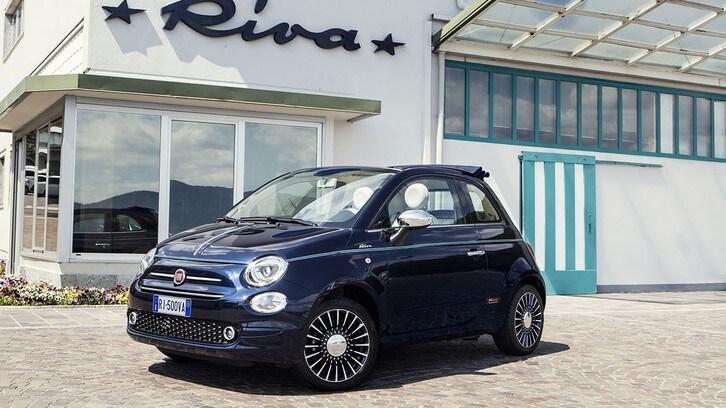 Fiat 500 Riva, trionfo dello stile italiano