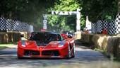 Ferrari, la preferita al Goodwood Festival of Speed 2016