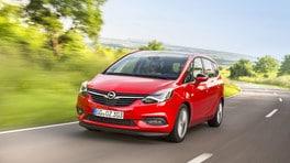 """Opel Zafira, primo contatto con la versione """"ristilizzata"""""""