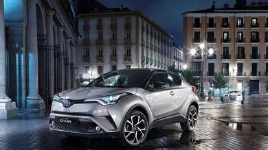 Toyota C-HR, il crossover sfida Qashqai